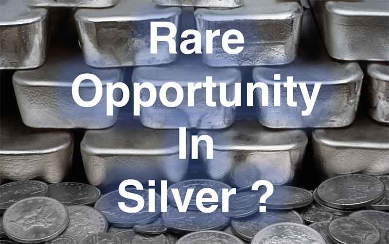 A Confluence Of Events in Silver Have Come Together  Part 1 of 3