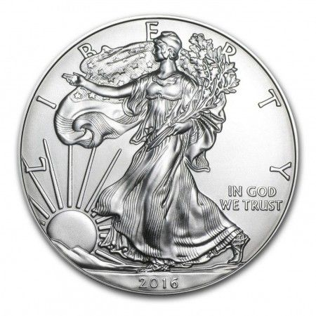 silver eagle 1 ounce coin buy online with Indigo