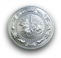 1oz silver Year of Rat  2008 coin, buy online with ipm group