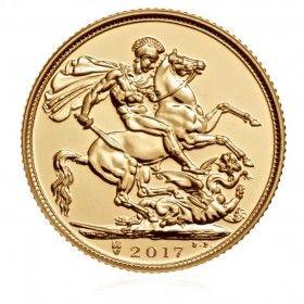 Sovereign Various Years Gold Bullion Coin