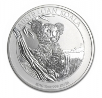 10oz silver koala 2015 coin | buy online with Indigo