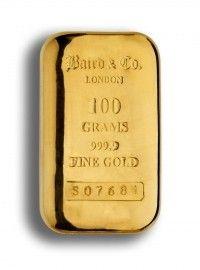 Baird 100 gram cast bar buy online