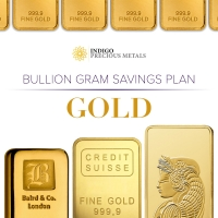Buy Gold Grams with Indigo