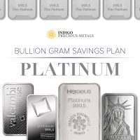Buy Platinum Grams Online  - Fully Backed