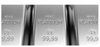 Platinum Investment Potential in Five Pictures